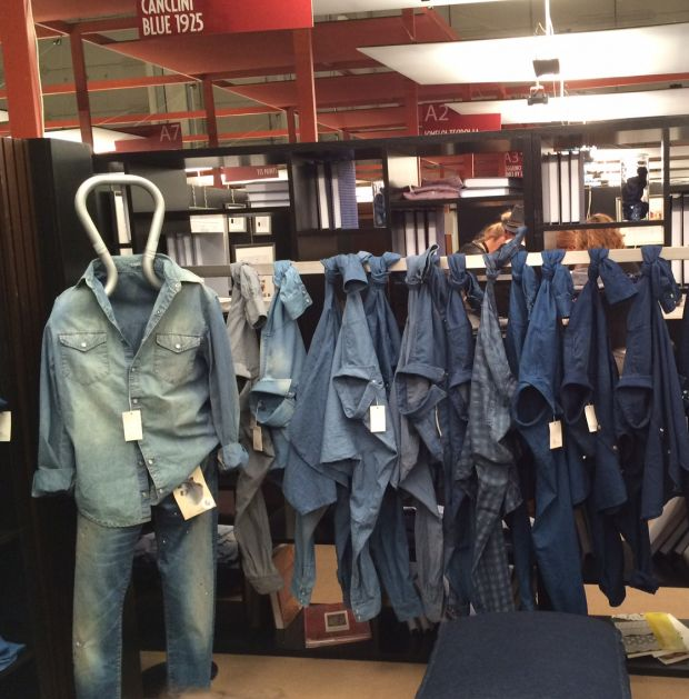 Collaboration: Denim specialist Italdeni X Canclini, shirt fabric manufacturer