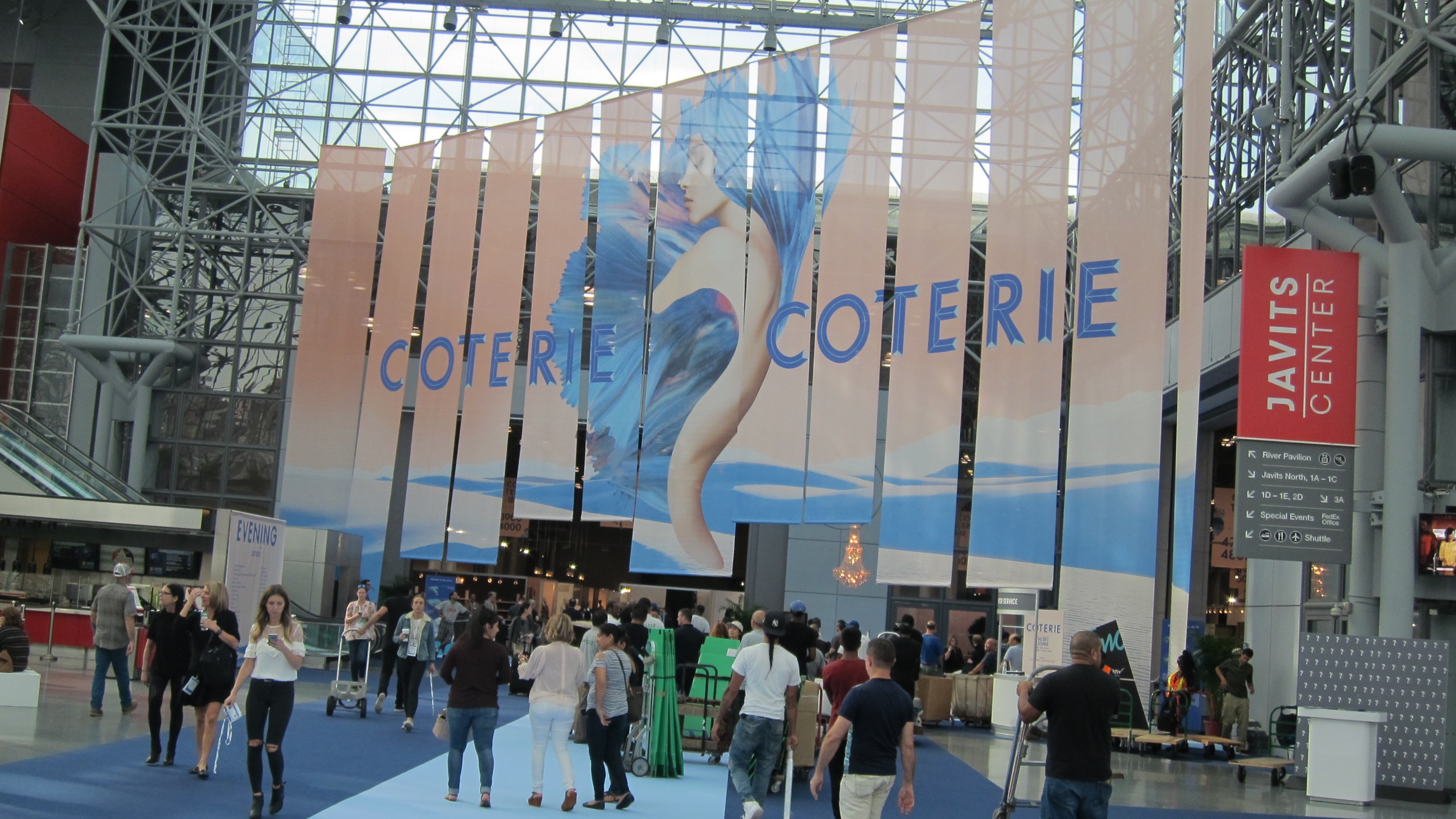 Trade Show Highlights We Spotted At The Coterie In New York