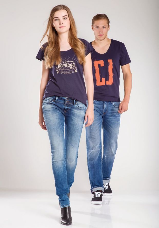 """Cross Jeans 20 years in Germany"" collection"