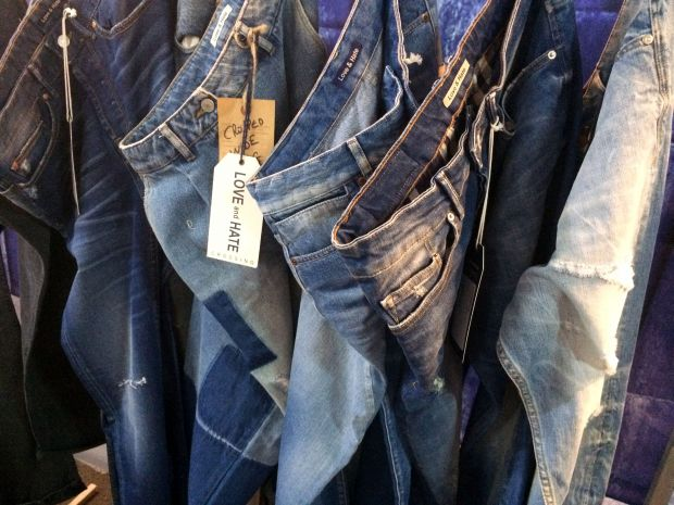 Denims by Crossing from Casablanca