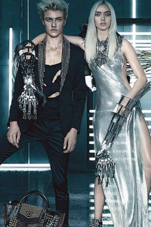 Current Philipp Plein campaign