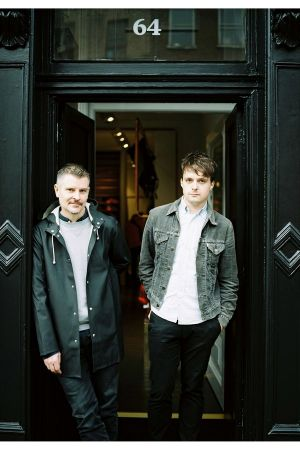 David Erixon (left) & Brian Teeling, founders of Nowhere