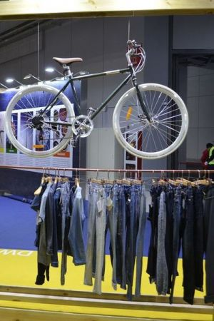 Denim trend forum at the latest edition of Beyond Denim