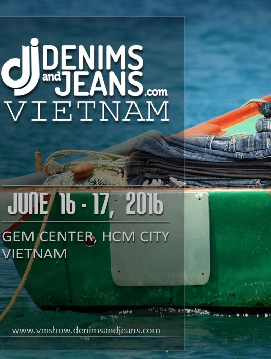 Denim and Jeans Expo Vietnam
