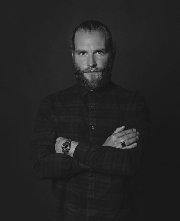 Dennis Schühle, key account manager menswear