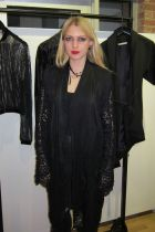 Designer Katie Gallagher showed her collection at Tranoi's latest edition