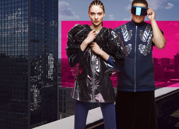 Fashion Fusion by Deutsche Telekom – launch imagery