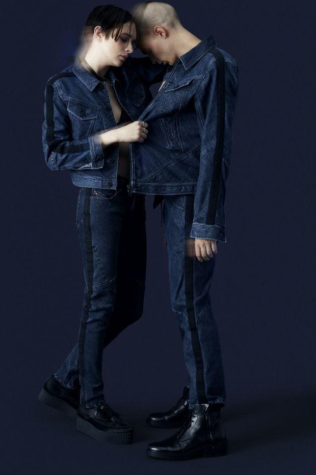 Diesel's Japan Denim Capsule