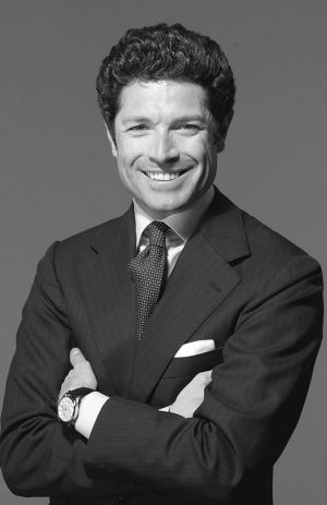 Matteo Marzotto, president of Dondup.