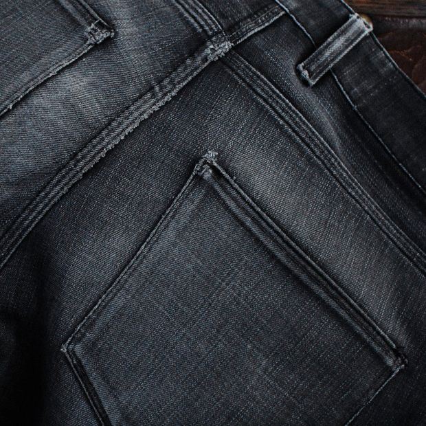 new jeans wear label Double Eleven