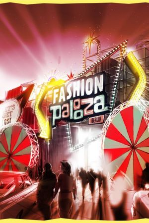 Fashionpalooza, presented by Zalando at the music festival Lollapalooza in Berlin