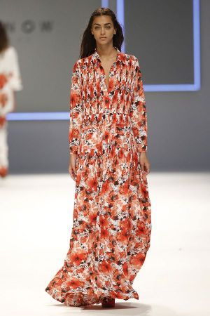 Floral prints at Wom & Now