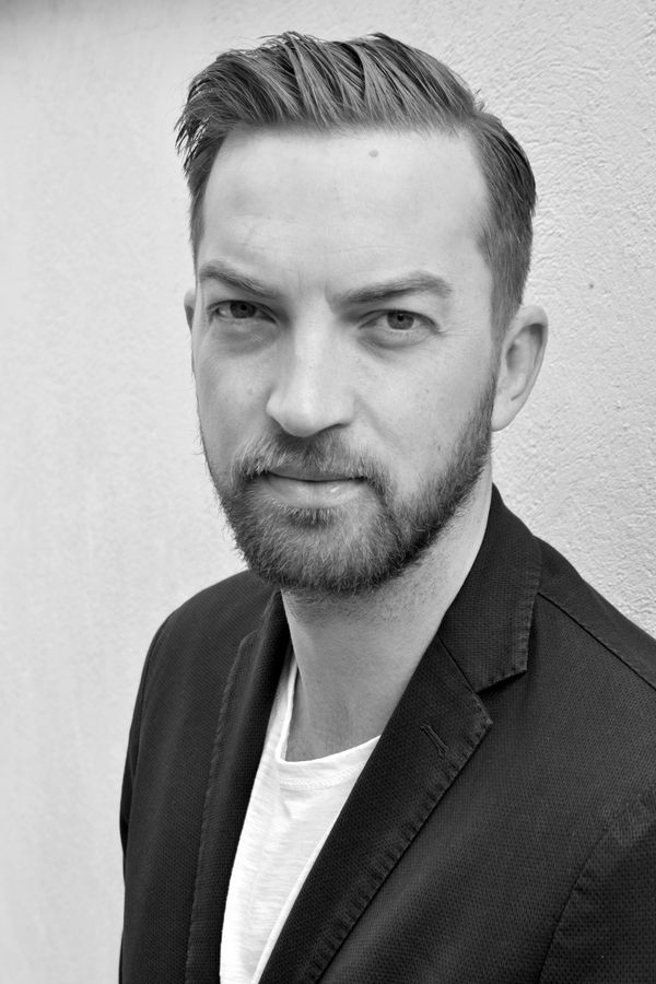 Florian Wagner, head of menswear sales for German-speaking countries