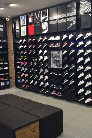 Foot Locker Munich by Schwitzke