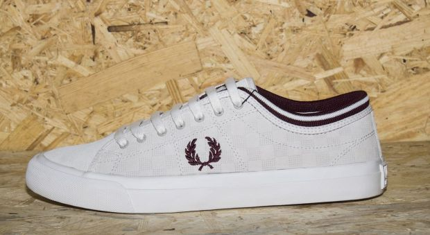 Fred Perry spring/summer 2016