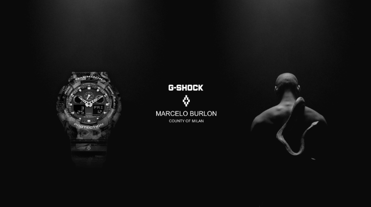 G-Shock x Marcelo Burlon / County of Milan