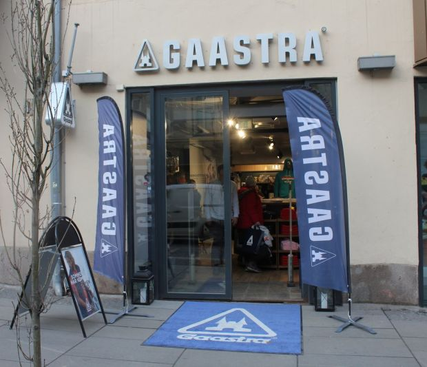 Gaastra's flagship store in Oslo
