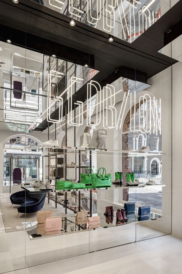 Golden Goose Deluxe Brand new flagship store in London