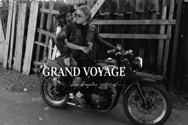 Grand Voyage imagery