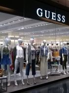 Now open: Guess' biggest flagship store in Zurich