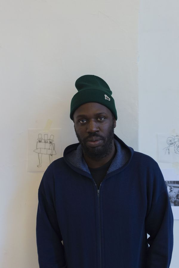 Guillaume Schmidt, co-founder of Patta