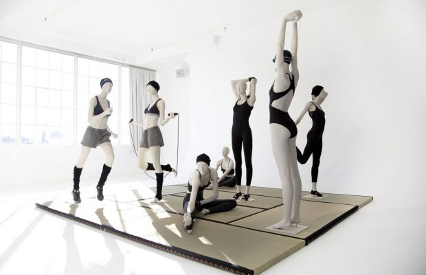 Gym collection by Atrezzo Mannequins