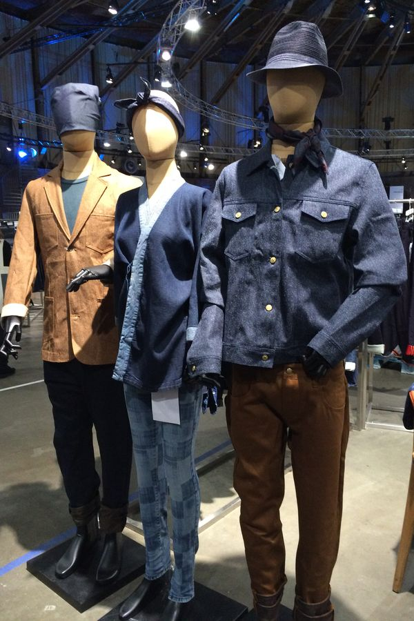 ITV Denim at Kingpins Amsterdam