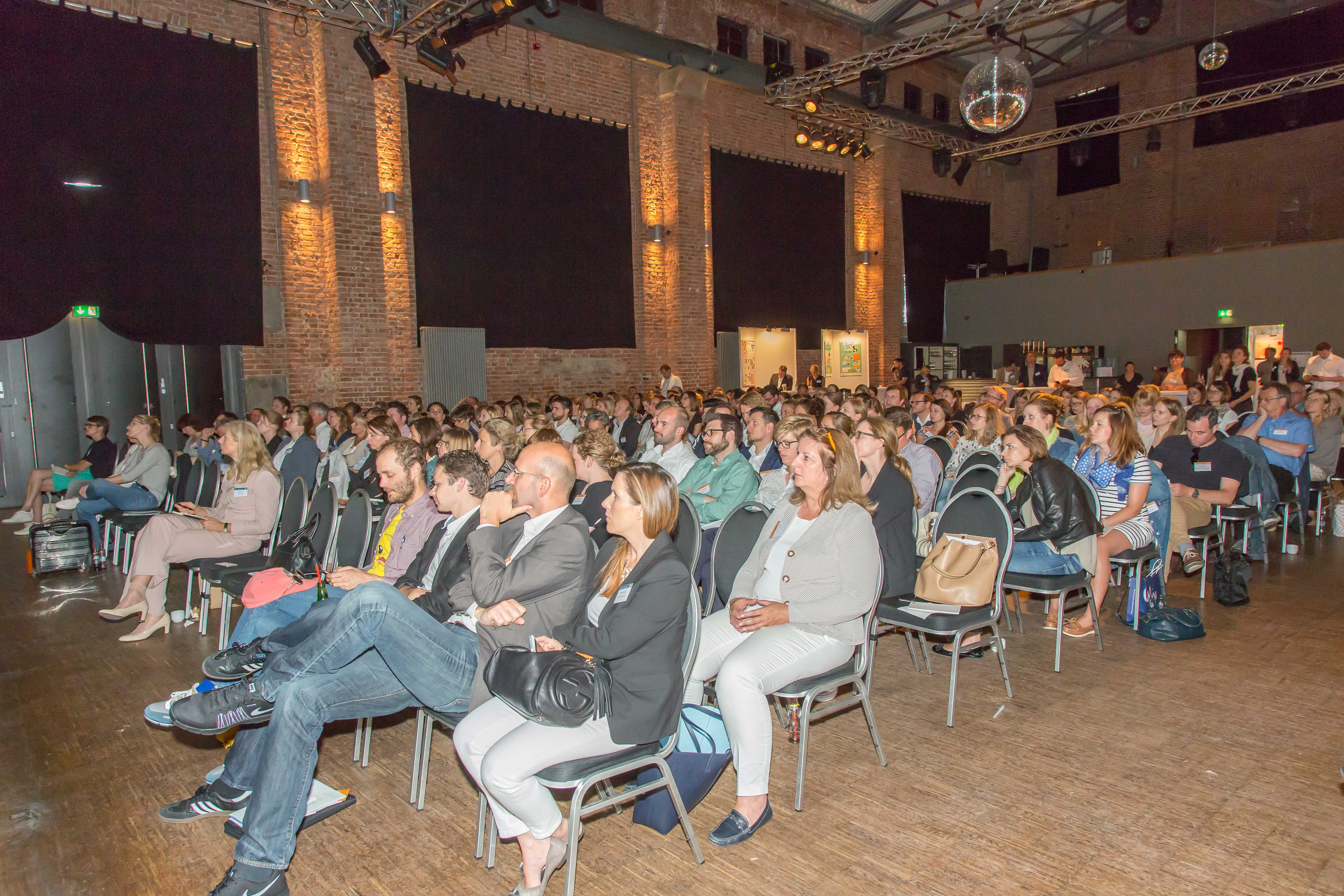 Attendees of the Iconkids & Youth congress in Munich.