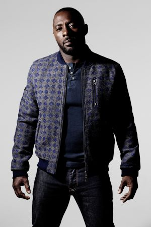Idris Elba x Superdry Collection (Photographed by Rankin)