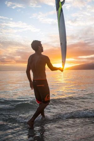 Image source: Quiksilver's Facebook official account