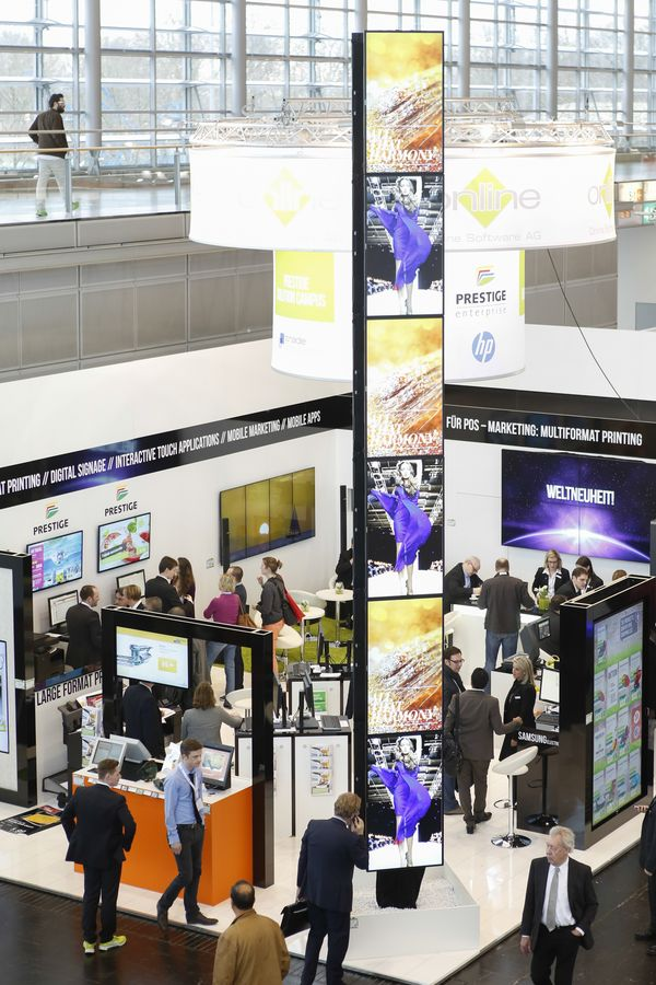 Image taken at Euroshop's last edition in 2014