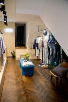 Impression of the new menswear store of German denim label Closed in Palma de Mallorca