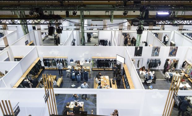 Impressions from the spring/summer '17 edition of BlueZone/Munich Fabric Start