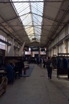 Impression of the first Selvedge Run at the Reinbeckhalle