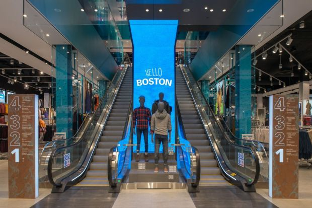 Inside the first US Primark store