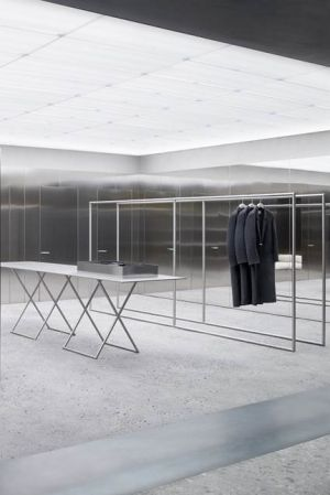 Inside the new Acne Studios store space