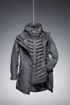Jack Wolfskin's new 'Shoreditch' jacket