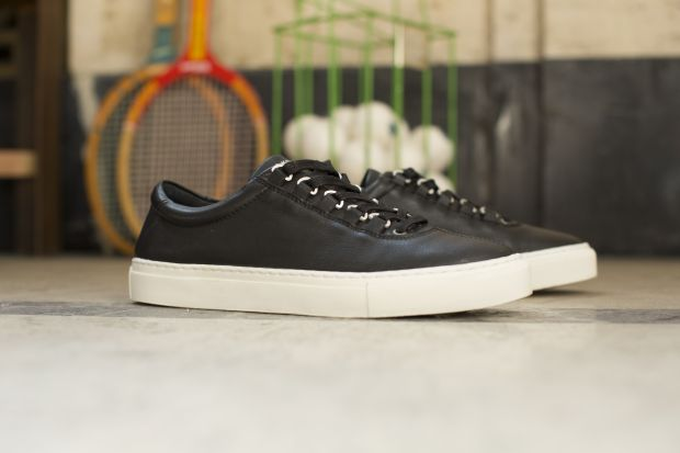 K-Swiss' Modern Court collection low-top