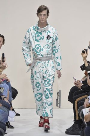 Large blooms and roomy trousers at J.W. Andersen