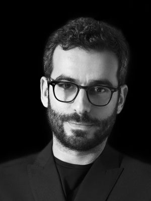 Lello Caldarelli, brand founder and creative director.