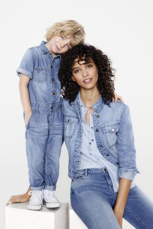 Lindex's Better Denim collection