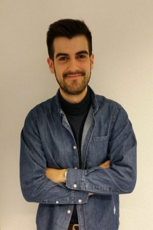 Lorenzo Molina, Sportswear International's editorial trainee