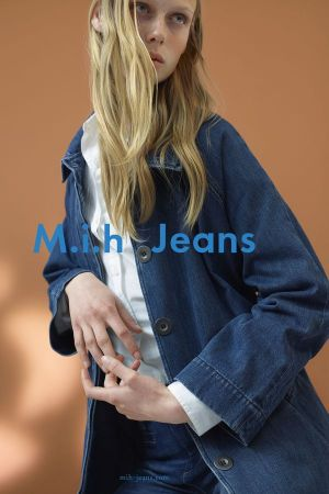 M.i.h Jeans SS16 brand imagery