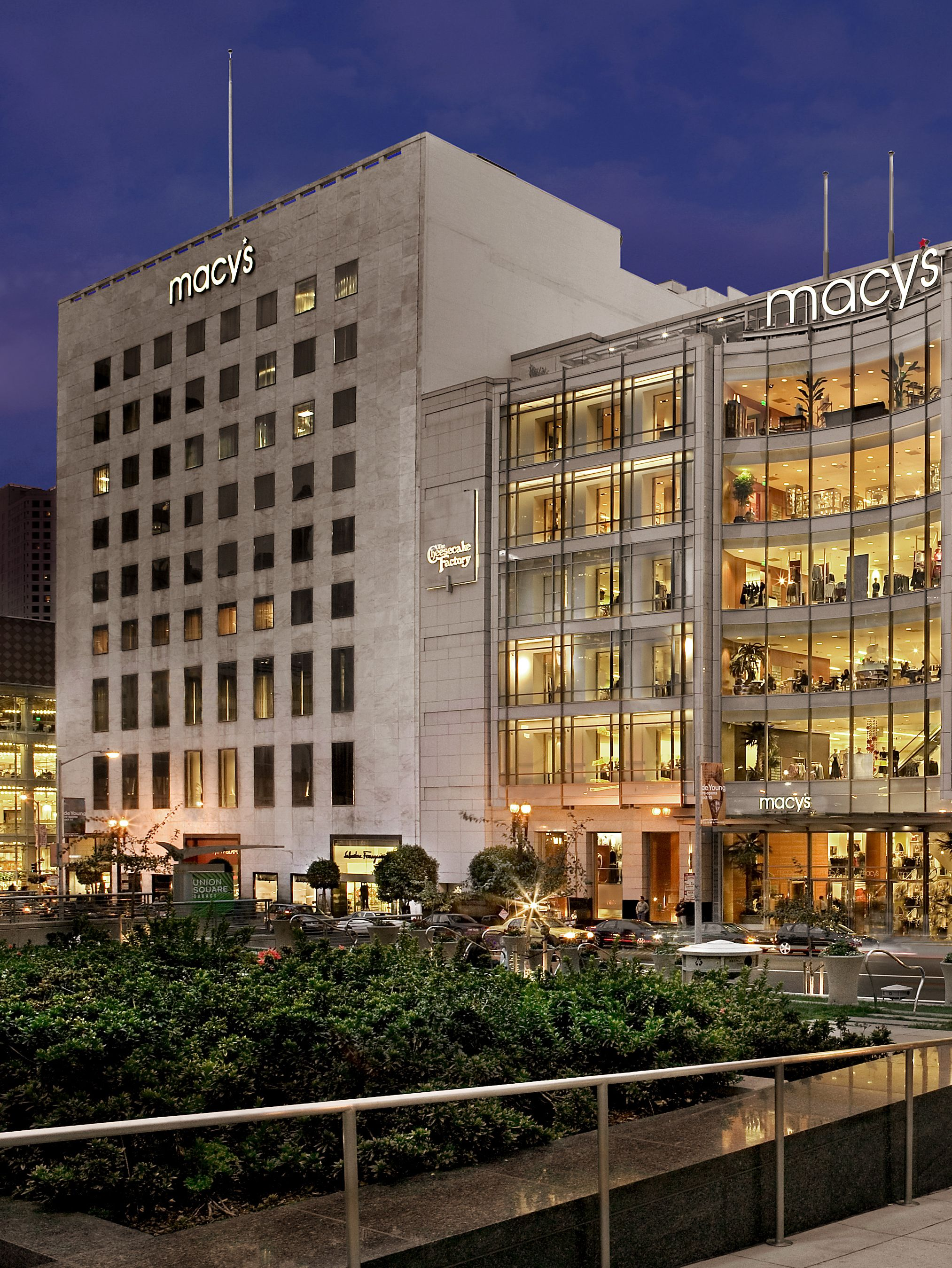 department store  macy u2019s to close around 100 stores and