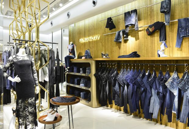 Miss Sixty flagship store, london