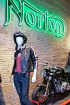 Norton Clothing store in Barcelona.