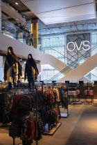 OVS new store in Milan's Corso Buenos Aires street