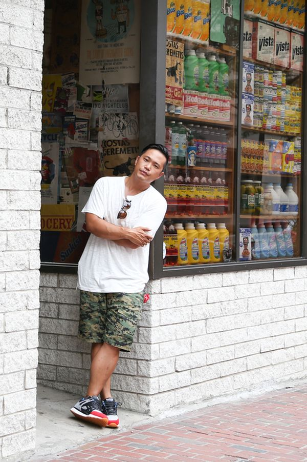 Oliver Mak, co-owner of Bodega, Boston