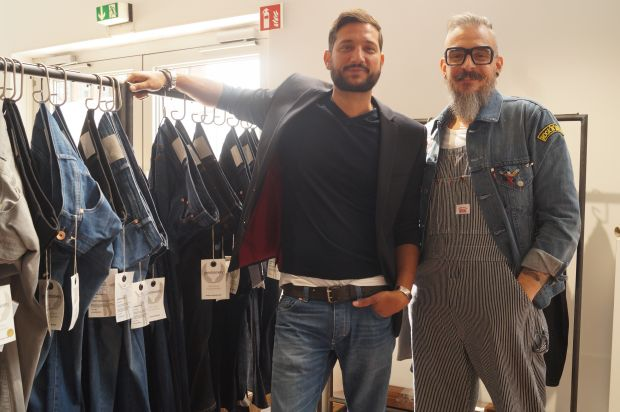 Oliviero Buscemo and Mirco Marzola, Goodsociety