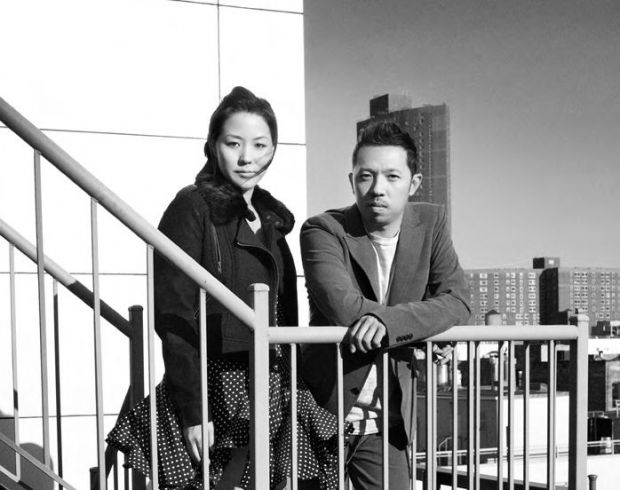 Carol Lim and Humberto Leon, founders of Opening Ceremony.